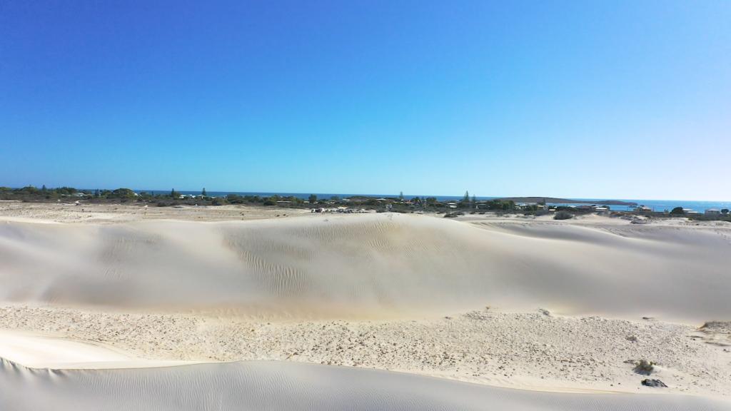 ランセリン砂丘